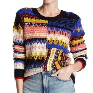 NEW! Free People Cozy Sweater